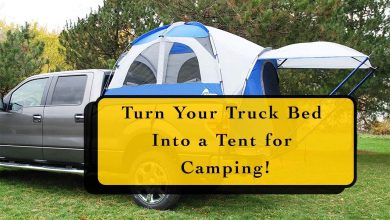 Photo of How to Turn Your Truck Bed into a Tent?