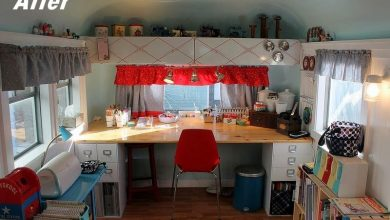 Photo of How to Turn a Camper into a She Shed?